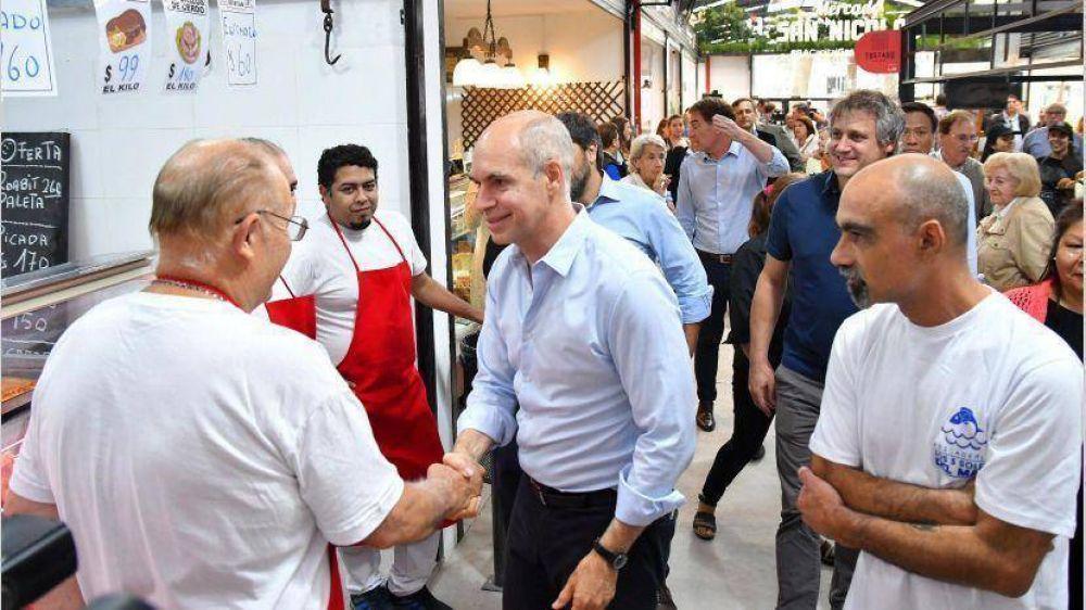 Larreta elevó la paritaria estatal al 39% y se distanció de la pauta de la Rosada