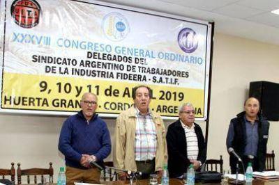 Sesiona el 38° Congreso General Ordinario del SATIF