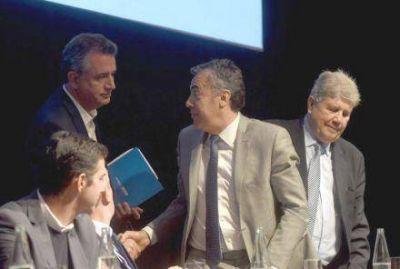 Alfredo Cornejo inaugura obras hídricas por más de $900 millones con la ayuda del BID