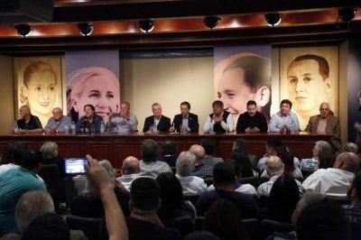 El PJ se junta después de Semana Santa para definir la alianza: ¿Massa, adentro?