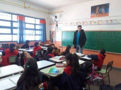 Más de 500 chicos aprendieron sobre la correcta gestión de los residuos