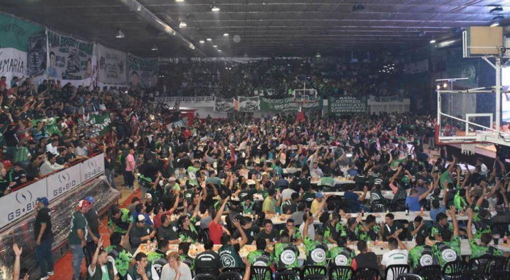 Camioneros Córdoba: apertura y participación