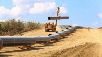 Hay cinco ofertas para hacer el gasoducto de Vaca Muerta