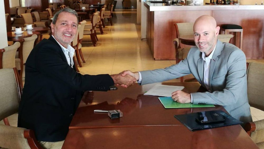 CEAMSE firmó en Mar del Plata un convenio con la Universidad FASTA