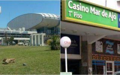 Cierre definitivo de los casinos de Necochea y Mar del Ajó a partir del 1° de junio