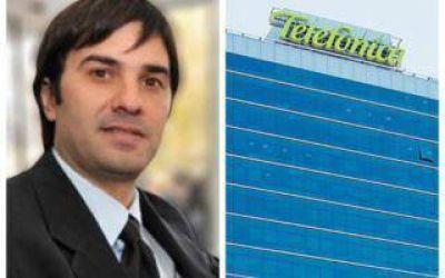"""Devolución millonaria de Telefónica a Castelli: """"Estas empresas no están acostumbradas a que le exijan el pago"""", afirmó el intendente"""