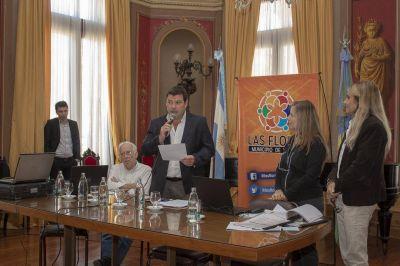 """""""La nueva autovía será un gran aporte al corredor productivo"""", afirmó el alcalde de Las Flores"""