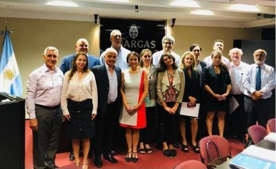 ENARGAS recibió una misión técnica de Chile interesada en la regulación del GNC y GNL en Argentina