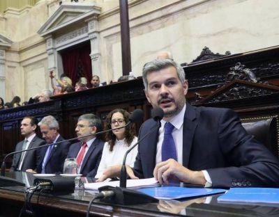 Adopta Marcos el enojo de Macri y la estrategia de Jaime para profundizar la grieta en el Congreso