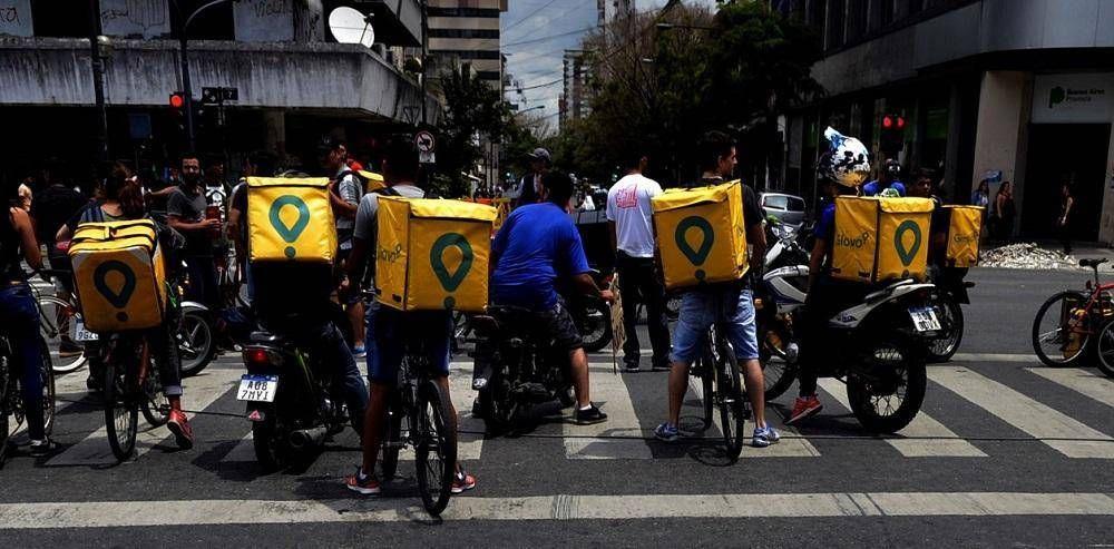 Stop a Rappi, Glovo y PedidosYa: la Justicia le ordena a Larreta que prohíba el delivery en bicicleta