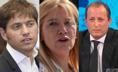 Exclusivo: ¿Kicillof, Magario e Insaurralde juntos en Avellaneda?
