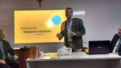 """Presentación del Libro """"Teología de la cooperación"""""""
