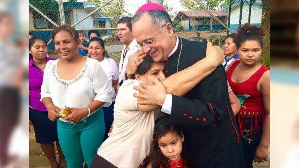 El Papa ha pedido a Mons. Báez que lo ayude en Roma por un tiempo