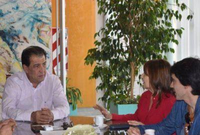 Analizan implementar planes para fortalecer la producción en el Valle del Conlara