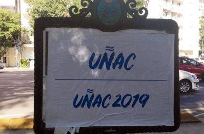 Mientras Sergio Uñac mantiene reuniones en EE.UU., en Buenos Aires promueven su candidatura