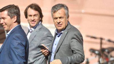 Con Cornejo presente, comenzó la reunión clave entre el Gobierno y los radicales