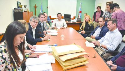 Licitaron 15 viviendas para la localidad de Ulapes