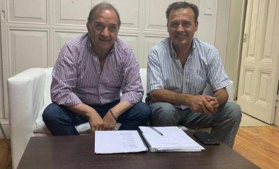 Gesto de Linares a Mac Karthy: Será su jefe de campaña