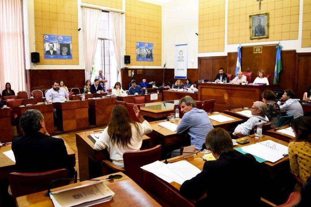 Marcha atrás: el Concejo devolvió el aumento de OSSE a las comisiones