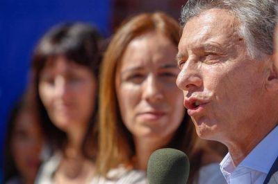 Mauricio Macri y María Eugenia Vidal se reúnen con los candidatos