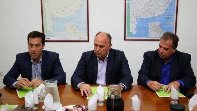 Compromiso de Rojas por transparencia en Puerto Quequén