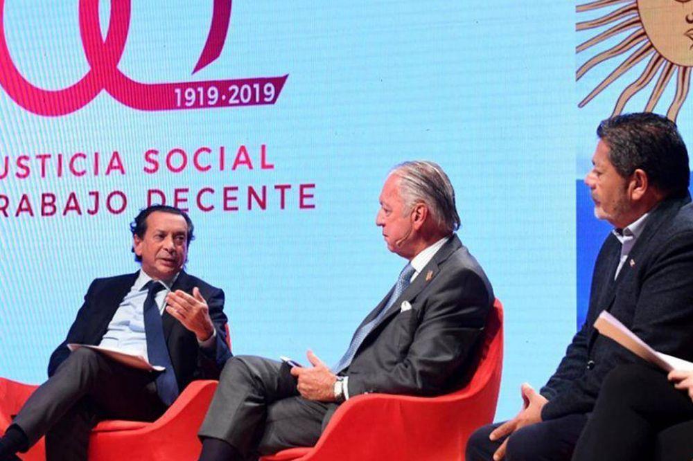 El Gobierno habilitó un espacio de diálogo social con gremios