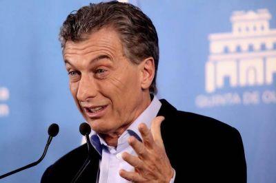 Macri está por debajo del 25% de intención de voto