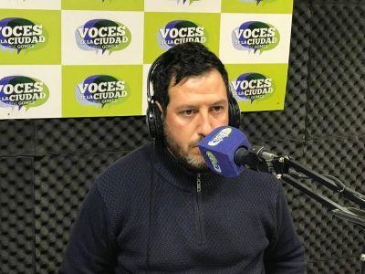 """Yamil Haedo: """"Venimos gestionando muy bien todo nuestro trabajo"""""""
