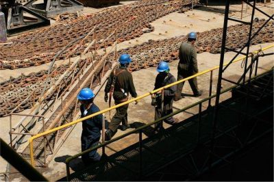 Actualizaciones salariales para obreros navales en Mar del Plata