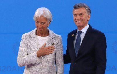 Lagarde advierte a los presidenciables que sería una