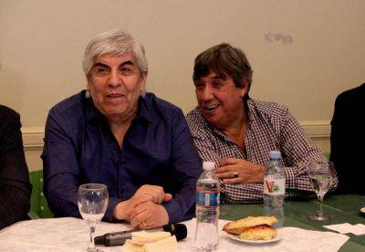 """""""Cholo"""" García: """"Los que dicen no a fulana o mengano, dividen al peronismo, son empleados de Macri"""""""