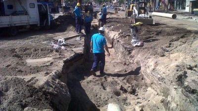 La Justicia reconoció que las obras de agua y cloacas fueron «irregulares»