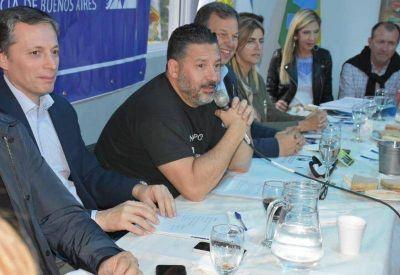 Menéndez cruzó a Vidal por intentar frenar la unidad del PJ en la Provincia