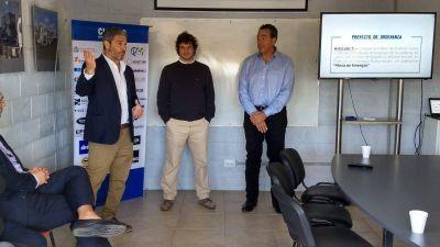 La explotación off shore de petróleo, una oportunidad para Mar del Plata