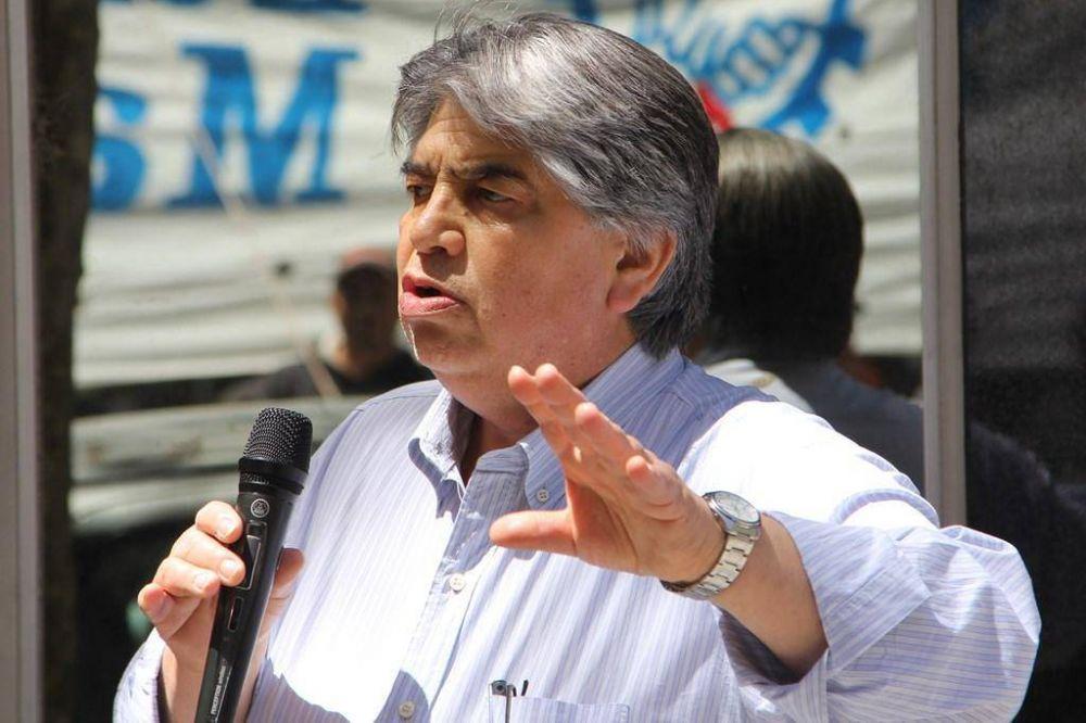 """""""Para confrontar con esta política se necesita la más amplia unidad de todos los argentinos"""""""