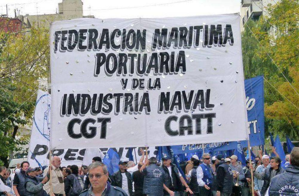"""FeMPINRA: """"Continúa la tensión en el Puerto de Buenos Aires"""""""