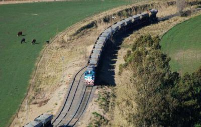 Extienden el plazo de reservas de carga y se demora la licitación del tren a Vaca Muerta