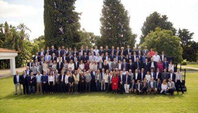 Macri y Vidal arengaron a los dirigentes sin tierra a redoblar los esfuerzos para las próximas elecciones