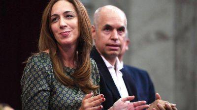 Vidal y Larreta oficializaron fecha de elecciones junto a las nacionales