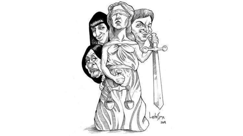 El clan Kirchner, blindado ante la ley