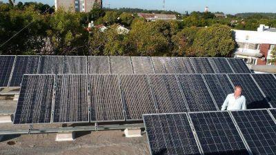 Malabrigo: finalizó la instalación del Sistema Solar Fotovoltaico en el edificio municipal