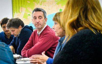 """Para Distéfano, el objeto del gobierno local es """"mejorar la calidad educativa y la infraestructura de los establecimientos"""""""