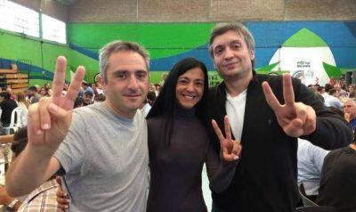 El PJ reunió a sus referentes provinciales en Avellaneda