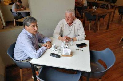 """""""El peronismo no hizo nunca una verdadera autocrítica, sobre todo del año 76"""", dice precandidato a intendente platense"""