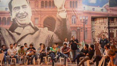 La Juventud Sindical pidió unidad para garantizar el triunfo electoral del peronismo