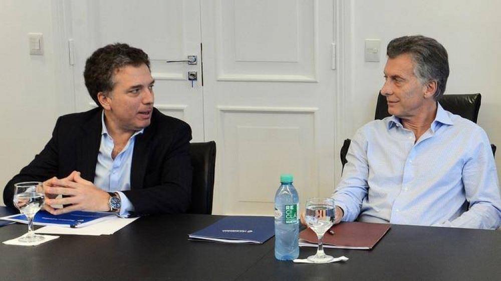 Mauricio Macri apuesta su reelección presidencial a las medidas económicas que anunciará esta semana