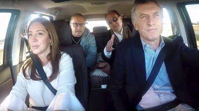 Con medidas y discursos de campaña se lanza el plan 'apuntalar a Macri'