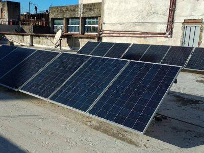 Llega energía limpia y renovable con sello de la UTN Rosario