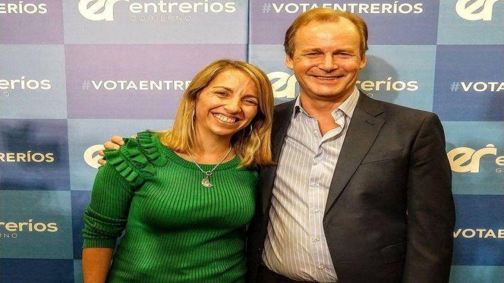 Gustavo Bordet ganó por amplio margen y otra vez el peronismo superó a Cambiemos