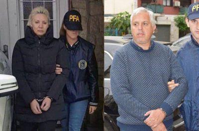 El FBI investiga a los marplatenses Sergio Todisco y Elizabeth Ortiz Municoy
